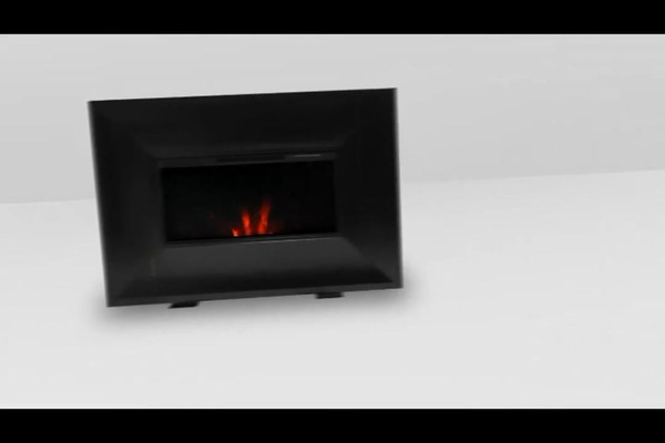 Bionaire Frontflow Electric Fireplace Heater Welcome To Costco Wholesale