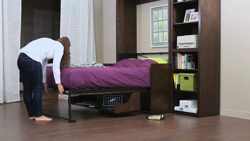 lit escamotable 2 places avec bureau coventry welcome to. Black Bedroom Furniture Sets. Home Design Ideas