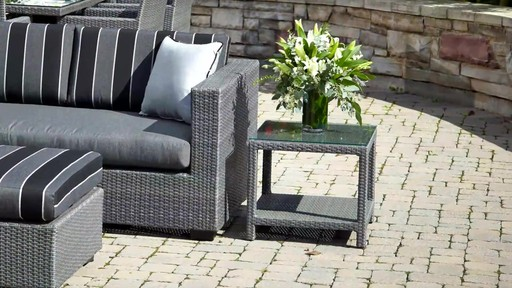 Monaco Patio Furniture Collection Image 10 From The Video