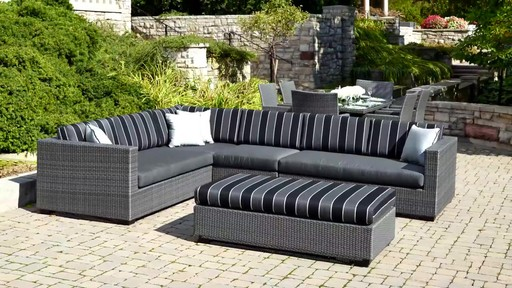 Monaco Patio Furniture Collection Image 7 From The Video