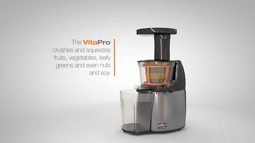 Salton vitaPro Plus - Low Speed Juicer and Smoothie Maker Welcome to Costco Wholesale