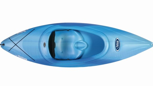 PelicanTM Pursuit 80 DLX Sit In Kayak