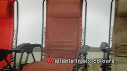 Lafuma FUTURA CLIP Zero Gravity Chair Wel e to Costco