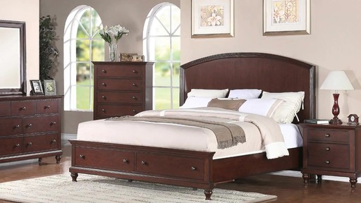 Trinity chambre a coucher welcome to costco wholesale for Lit escamotable costco