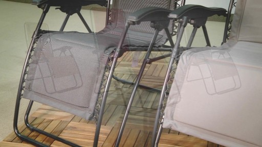 sojag zero gravity en4 Zero Gravity Patio Chairs