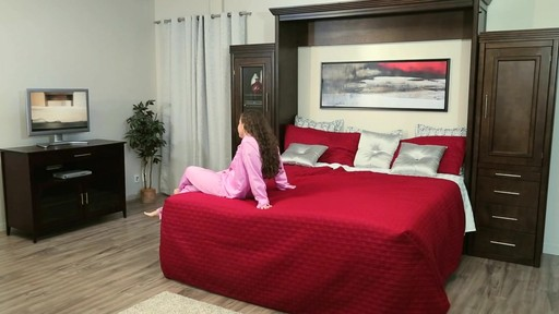 Coventry king wall bed welcome to costco wholesale for Lit escamotable costco