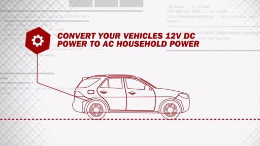 Peak 400 Watt Power Inverter PKC0M04 - image 4 from the video