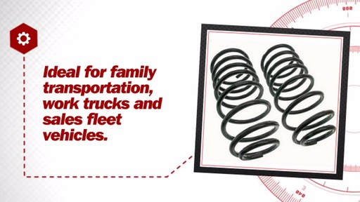 Coil Springs: Variable Rate - image 7 from the video