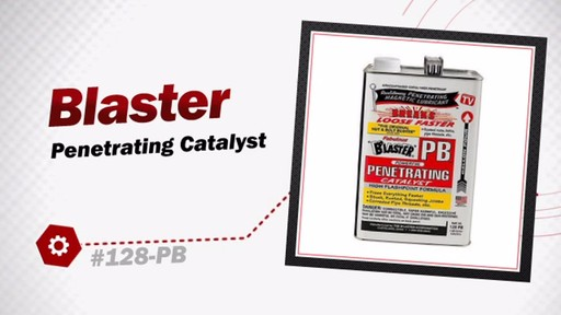 Blaster Penetrating Catalyst 128-PB - image 3 from the video