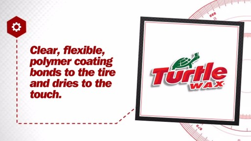 Turtlewax Black Tire Shine T10 - image 5 from the video