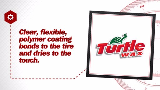 Turtlewax Black Tire Shine T10 - image 6 from the video