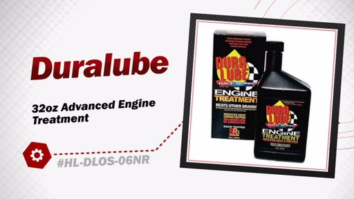 Duralube 32oz Advanced Engine Treatment HL-DLOS-06NR - image 3 from the video