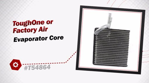 Evaporator Core - image 3 from the video