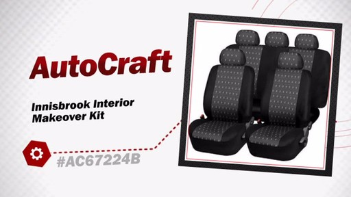 AutoCraft Innisbrook Interior Makeover Kit AC67224B - image 3 from the video
