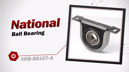 National Ball Bearing HB-88107-A - image 3 from the video