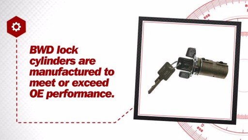 Locksmart Ignition Lock Cylinder LC14280 - image 6 from the video