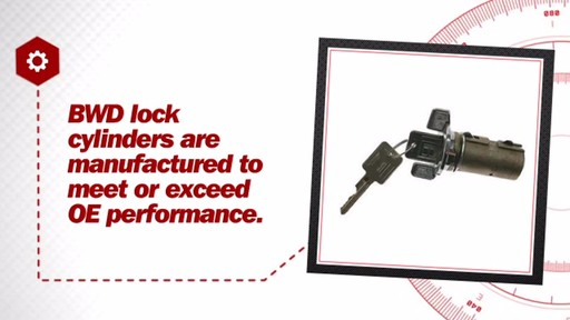Locksmart Ignition Lock Cylinder LC14280 - image 7 from the video