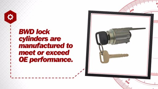Locksmart Ignition Lock Cylinder LC63640 - image 6 from the video