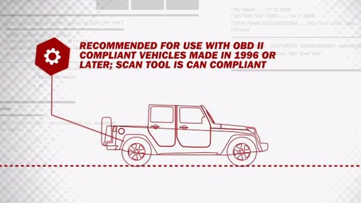 Auto Scanner OBD II Code Reader - image 4 from the video