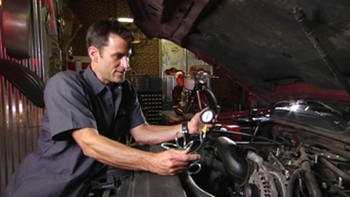 Actron Checking for fuel pressure CP7818 - image 10 from the video