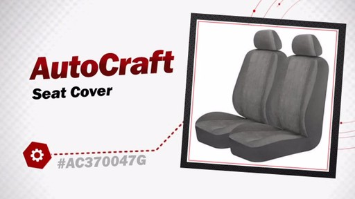 Seat Cover - image 3 from the video