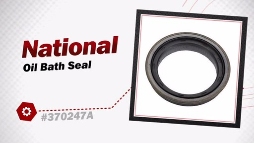 Oil Bath Seal - image 3 from the video