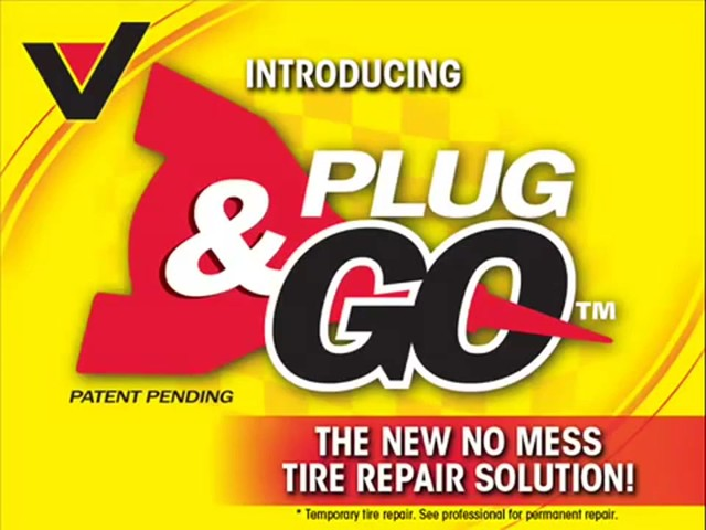 Victor Plug and Go - Easy Tire Repair to Keep You Moving 22-5-60204-8 - image 1 from the video