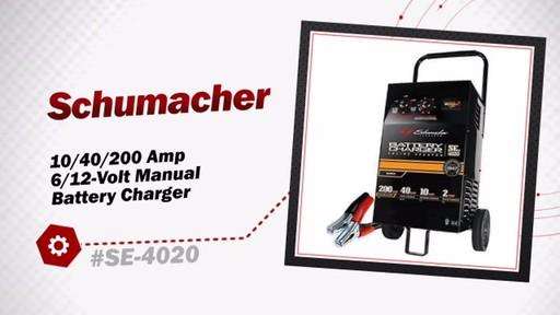 schumacher battery charger se 4020 wiring diagram yondo tech