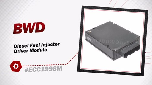 Diesel Fuel Injector Driver Module - image 3 from the video