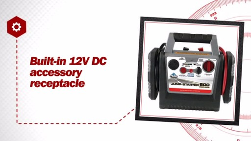 600 Amp Jumpstarter - image 5 from the video