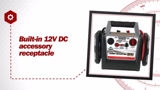 600 Amp Jumpstarter - image 6 from the video
