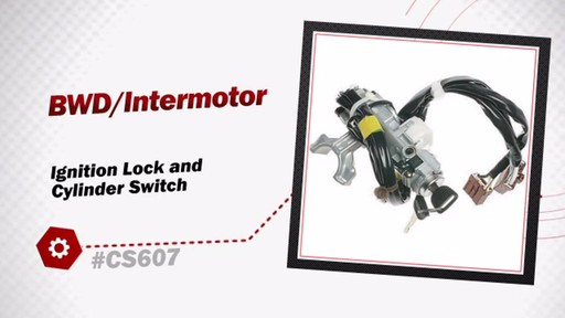 Ignition Lock and Cylinder Switch - image 3 from the video