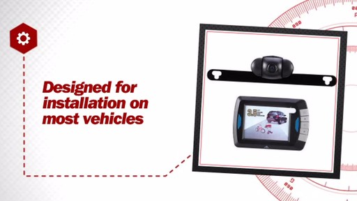 Peak 3.5-Inch Wireless Backup Camera System PKC0RB - image 6 from the video