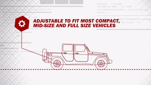 Highland Multi-Purpose Roof Top Bar Carrier 2005200 - image 4 from the video