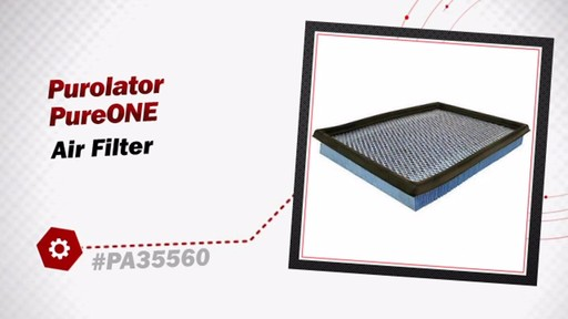 Purolator PureONE Air Filter PA35560 - image 3 from the video