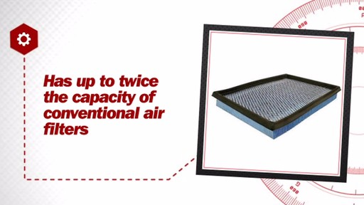 Purolator PureONE Air Filter PA35560 - image 6 from the video