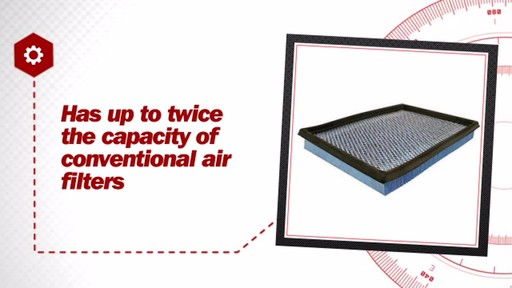 Purolator PureONE Air Filter PA35560 - image 7 from the video