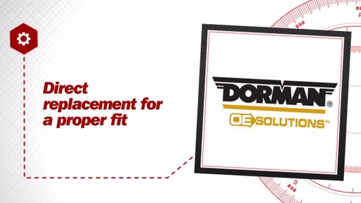 Dorman - OE Solutions Fuel Injection Control Module 904-229 - image 6 from the video