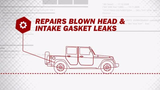 bars head gasket fix instructions
