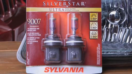 DermaLite Sylvania Headlight Bulb Installation Video - Advance Auto Parts AC996 - image 1 from the video