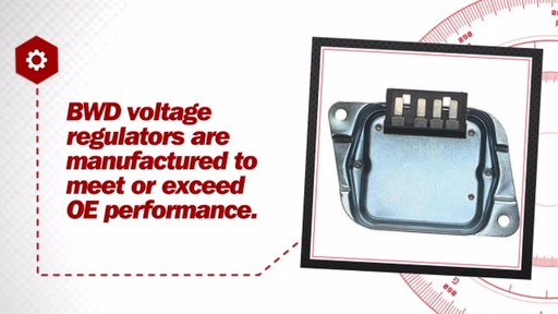 BWD Voltage Regulator R400P - image 6 from the video