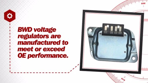 BWD Voltage Regulator R400P - image 7 from the video