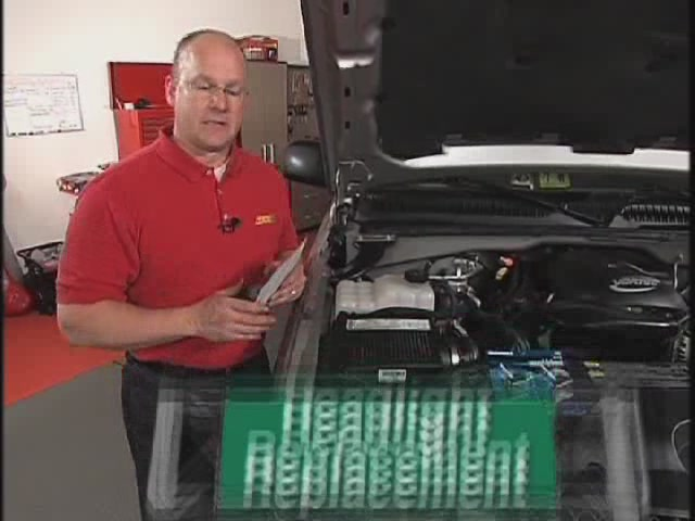 Sylvania Car Headlight Bulb Replacement Video - Advance Auto Parts 9007 - image 1 from the video