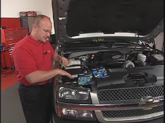 Sylvania Car Headlight Bulb Replacement Video - Advance Auto Parts 9007 - image 2 from the video