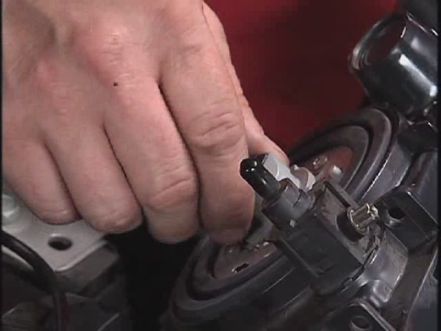 Car Headlight Bulb Replacement Video - Advance Auto Parts - image 7 from the video