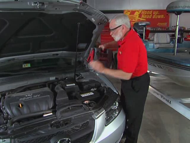 Jump Starter - Starting A Vehicle Video - Advance Auto Parts - image 10 from the video
