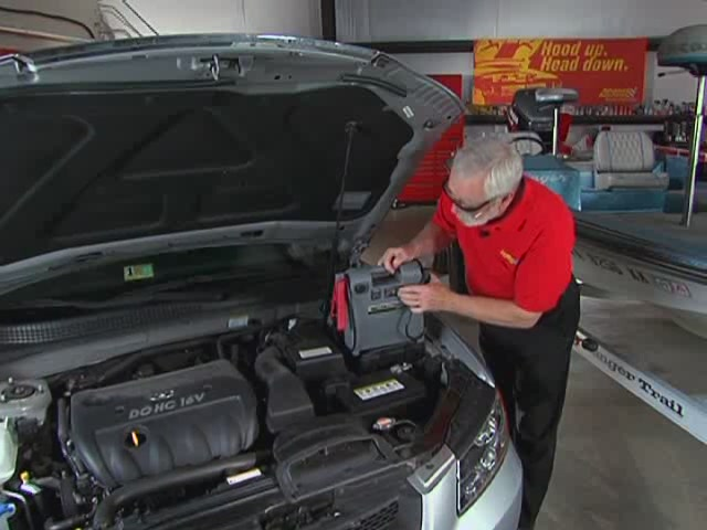 Jump Starter - Starting A Vehicle Video - Advance Auto Parts - image 4 from the video