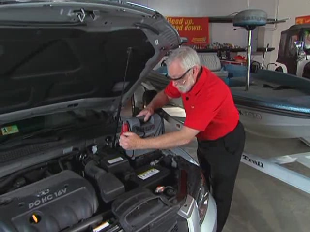 Jump Starter - Starting A Vehicle Video - Advance Auto Parts - image 5 from the video