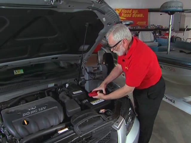 Jump Starter - Starting A Vehicle Video - Advance Auto Parts - image 6 from the video
