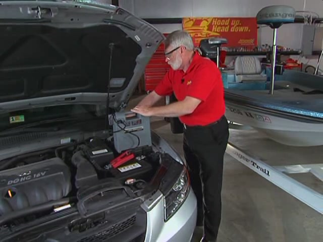 Jump Starter - Starting A Vehicle Video - Advance Auto Parts - image 7 from the video